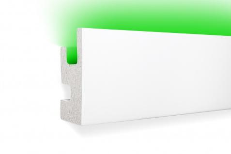 1, 15 m | LED Profil | XPS | Trockenbau | Rigips | Tesori | 90x40mm | KD301