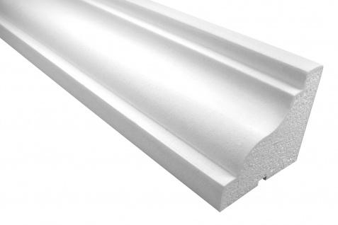 Fassadenprofile Gesimsprofile Dekorstuck stoßfest 120x130mm Sparpaket KC113