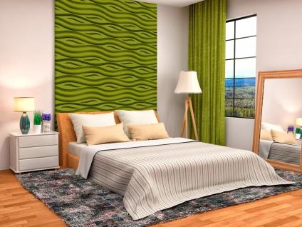 3D Wandpaneele Styroporplatten Wandverkleidung Wanddekor Paneele Fala 1 Platte - Vorschau 5