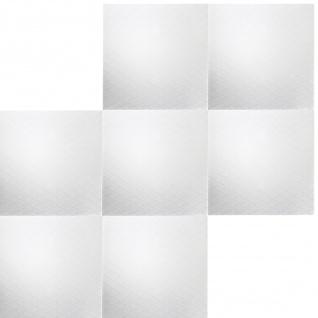 1 qm Deckenplatten Polystyrolplatten Stuck Decke Dekor Platten 50x50cm Nr.114 - Vorschau 3