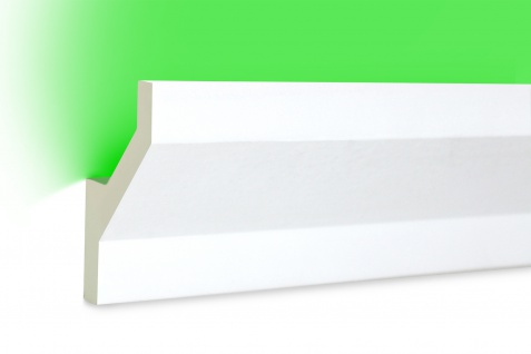 LED Profile | PU | stoßfest | Hexim | 75x45mm | LED-10