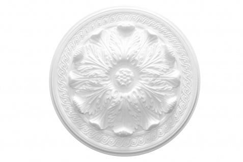 1 Rosette | Decke Stuck Innendekor EPS Dekor Marbet Durchmesser 47cm R-8