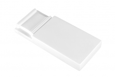 1 PU Bauteile für Türumrandung Eckstück Basisteil stoßfest Hexim FR8481 - Vorschau 5