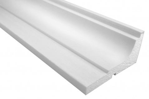 Fassadenprofile Gesimsprofile Dekorstuck stoßfest 90x180mm Sparpaket KC115