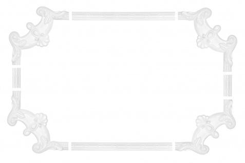 Wand- und Deckenumrandung   Fries   Stuck   Rahmen   stoßfest   AC257