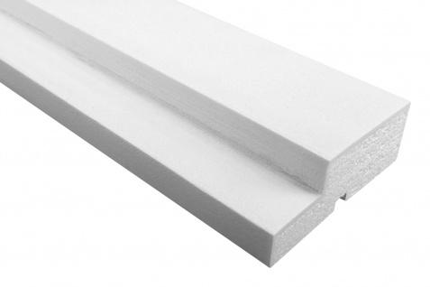 Fassade Außenstuck Gesims mit Ausprägung EPS PU stoßfest 50x150mm Sparpaket MC162