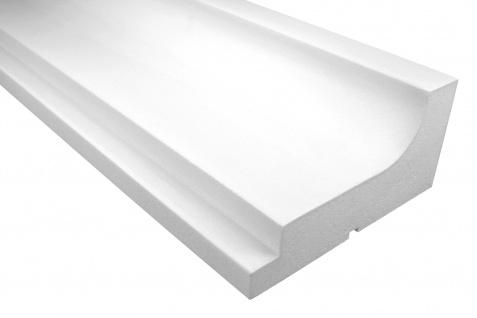 Fassadenprofile Gesimsprofile Dekorstuck stoßfest 120x250mm Sparpaket KC129
