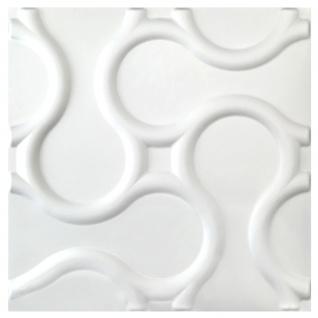 3D Platten Natur Stuck 3D Elite Panels Sparpaket 60x60cm Rattan
