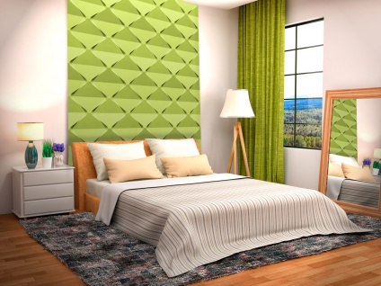 3D Wandpaneele Styroporplatten Wandverkleidung Wanddekor Verblender Harmony Sparpaket - Vorschau 4