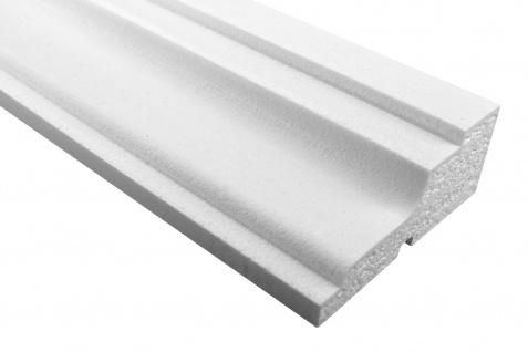 Fassade Außenstuck Gesims mit Ausprägung EPS PU stoßfest 60x150mm Sparpaket MC165