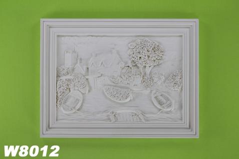 1 Wandbild PU Tafel Wand Dekor Grand Decor stoßfest 380x505mm W8012