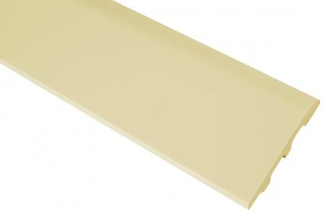 2 Meter Fußleiste Sockelleiste Eckleiste PU flexibel Grand Decor 100x20mm CR941 flexi