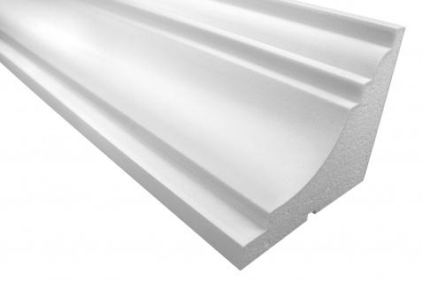 Fassadenprofile Gesimsprofile Dekorstuck stoßfest 180x205mm Sparpaket KC123