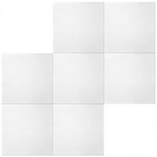 1 qm Deckenplatten Polystyrolplatten Stuck Decke Dekor Platten 50x50cm Nr.14 - Vorschau 3
