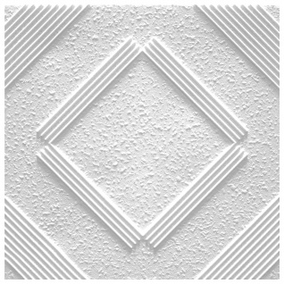 1 qm Deckenplatten Polystyrolplatten Stuck Decke Dekor Platten 50x50cm Chicago