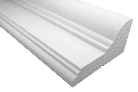 Fassadenprofile Gesimsprofile Dekorstuck stoßfest 135x260mm Sparpaket KC131