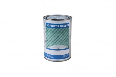 1 kg Klebstoff   Polymer   kraftvoll   Hexim  3D Power Kleber