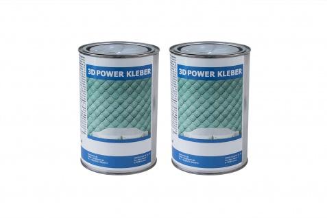 Sparpaket Klebstoff Polymer hohe Haftfestigkeit lösungsmittelfrei Hexim