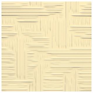 Deckenplatten   EPS   formfest   Marbet   50x50cm   Norma2 gelb