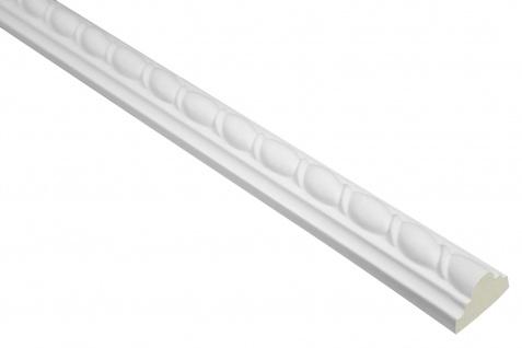 2 Meter | Flachprofil | PU | stoßfest | Grand Decor | 25x16mm | CR930