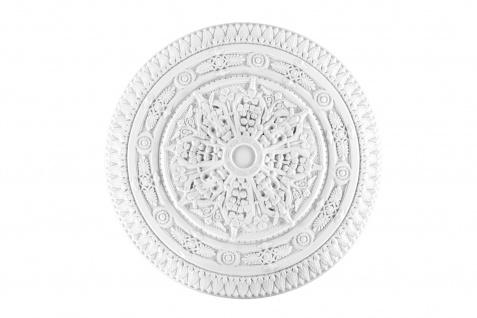 1 PU Rosette Wandrosette Innen Decke stoßfest Hexim 97cm FR8129