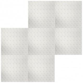 1 qm Deckenplatten Polystyrolplatten Stuck Decke Dekor Platten 50x50cm Nr.58 - Vorschau 3