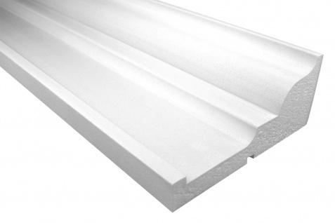 Fassadenprofile Gesimsprofile Dekorstuck stoßfest 105x250mm Sparpaket KC128