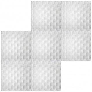 1 qm Deckenplatten Polystyrolplatten Stuck Decke Dekor Platten 50x50cm Nr.64 - Vorschau 3