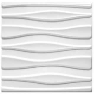 3D Wandpaneele Styroporplatten Wandverkleidung Wanddekor Paneele Tube 1 qm