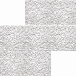 Sparpaket Deckenplatten Polystyrol Stuck Decke Dekor Platten 50x50cm Zefir weiß - Vorschau 2