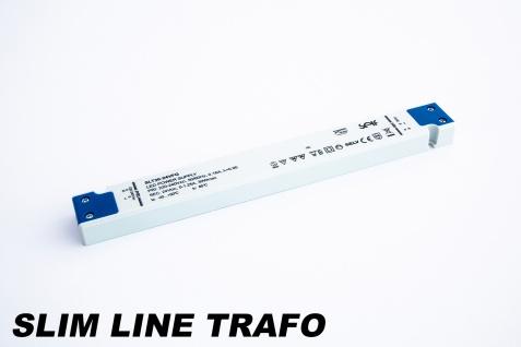 LED Set - Leuchtband Strip in Warmweiß & Neutralweiß inkl. Slim Line Trafo - Vorschau 5