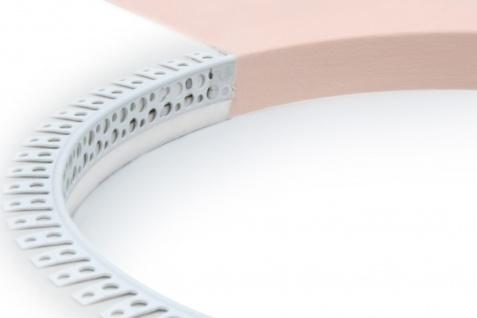Sparpaket   Trockenbau Eckschienen PVC 90° Rundbogen   Effector   F18