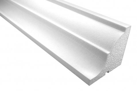 Fassadenprofile Gesimsprofile Dekorstuck stoßfest 120x130mm Sparpaket KC112
