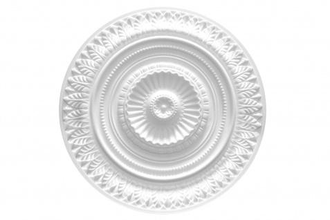 1 Rosette | Decke Stuck Innendekor EPS Dekor Marbet Durchmesser 64cm R-9
