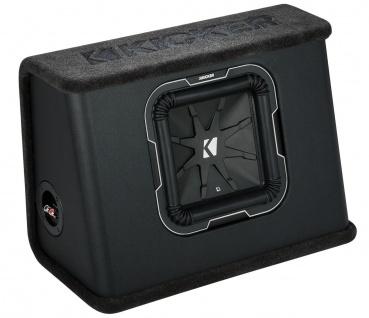 KICKER Q-Class L7 Bassreflexbox TL7102 dual bass reflex 1 x 30 cm 2 ohms 750 WRM