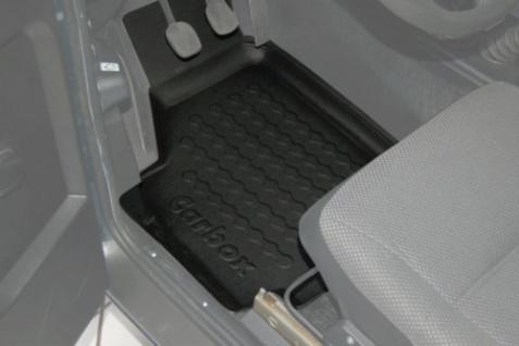 Carbox FLOOR Fußraumschale Gummimatte Fußmatte Lada Niva vorne links