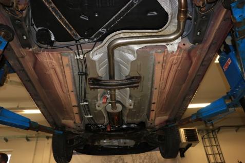 Fox Vorschalldämpfer Auspuff Sportauspuff Ford Fiesta VII/ Fiesta VII Sport