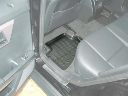 Carbox FLOOR Fußraumschale Gummimatte Fußmatte Mercedes GLK X-204 hinten links