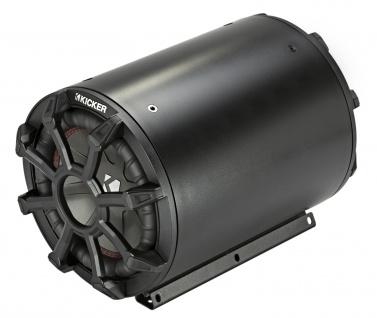 KICKER Bass-Tube CWTB82 Marine Subwoofer Bassreflexbox 20 cm 600 Watt