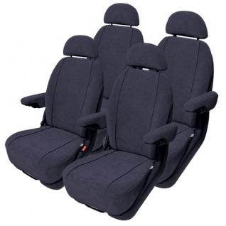 Van Sitzbezug Sitzbezüge Auto PKW Profi Schonbezug Chrysler Grand Voyager