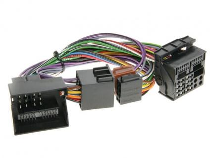 MUSWAY plug&play Anschlußkabel MPK 16 Anschlusskabel für Ford oder BMW