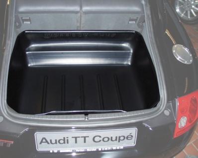 Carbox CLASSIC Kofferraumwanne Laderaumwanne Kofferraummatte Audi TT