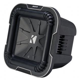"""KICKER 8"""" Q-Class L7 Woofer L784 20cm Auto Hifi Subwoofer Bassbox 1000 W MAX"""