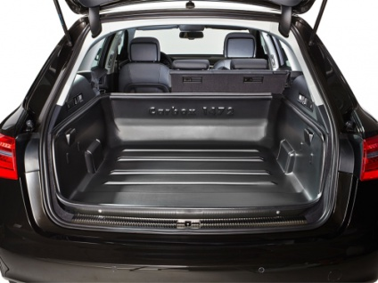 Carbox CLASSIC Kofferraumwanne Universal Porsche Cayenne 92A Floor Highline 10-