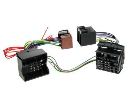 MUSWAY plug&play Anschlußkabel MPK 13 Anschlusskabel für Opel