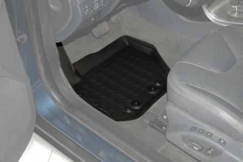 Carbox FLOOR Fußraumschale Gummimatte Fußmatte Volvo XC60 vorne links