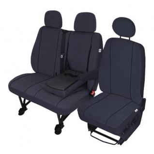 Profi VW Transporter Schonbezug Sitzbezug Sitzbezüge Art.:505058/502255-sitz208