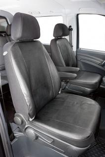 Schonbezug Sitzbezug Sitzbezüge Mercedes Viano Bj. ab 2003 - Vorschau
