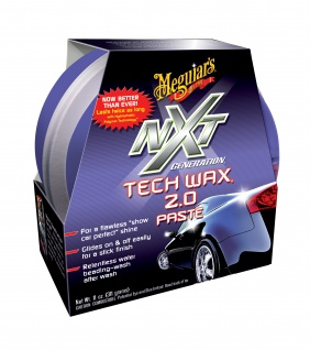 Meguiars NXT Generation Tech Wax 2.0 Paste Autowachs Auto Wachs G12711 311g