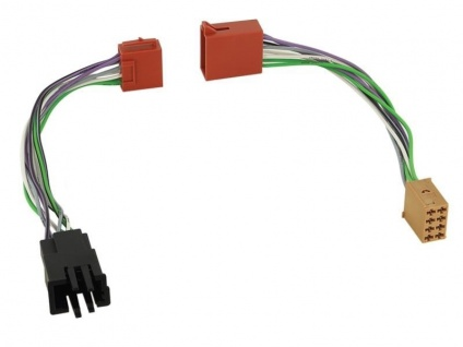 MUSWAY plug&play Anschlußkabel MPK 23 Integration